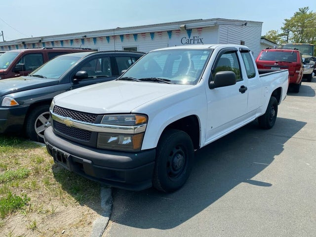 2008 Chevrolet Colorado Work Truck Extended Cab RWD