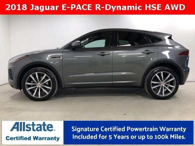 2018 Jaguar E-PACE P300 R-Dynamic HSE AWD