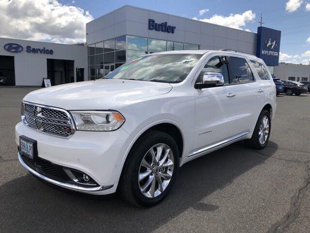 2019 Dodge Durango Citadel AWD