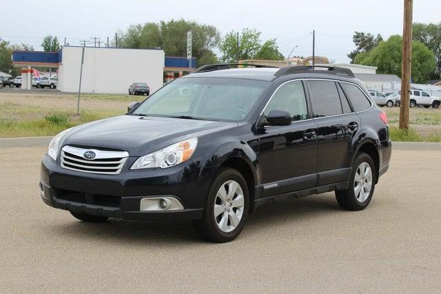 2012 Subaru Outback 2.5i Premium