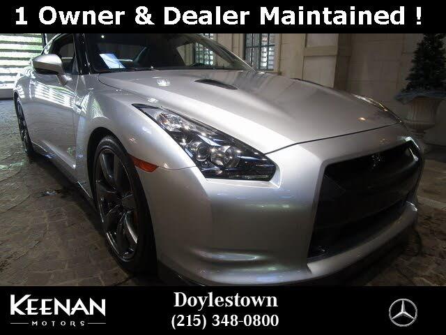 2009 Nissan GT-R Premium AWD