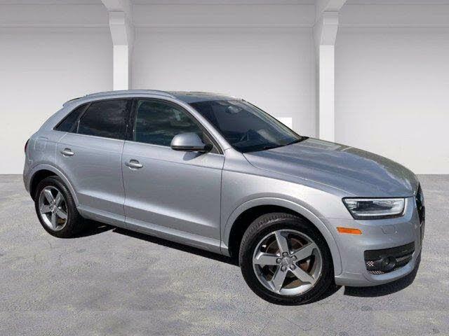 2015 Audi Q3 2.0T quattro Premium Plus AWD