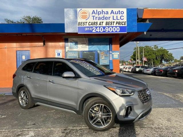 2017 Hyundai Santa Fe Limited Ultimate FWD
