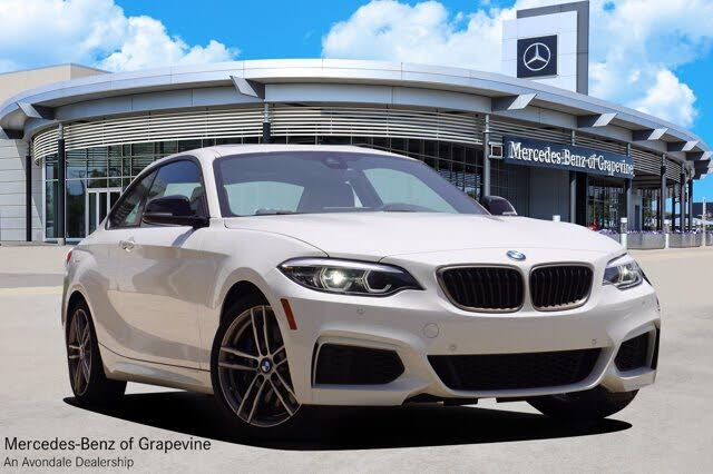 2021 BMW 2 Series M240i Coupe RWD