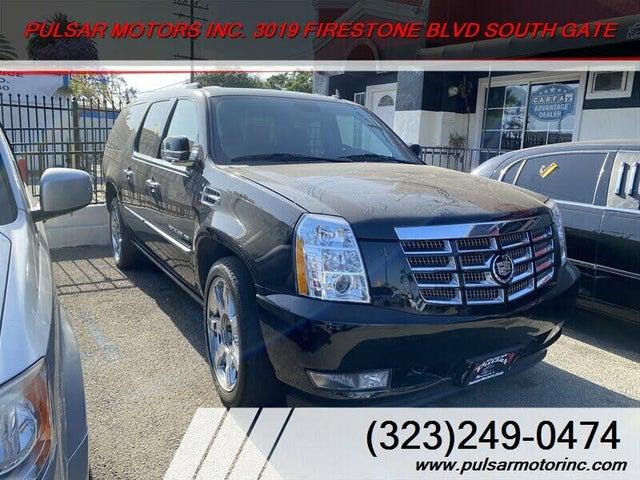 2011 Cadillac Escalade ESV Premium RWD