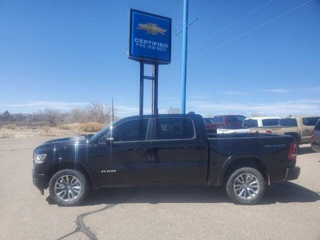 2020 RAM 1500 Laramie Crew Cab 4WD