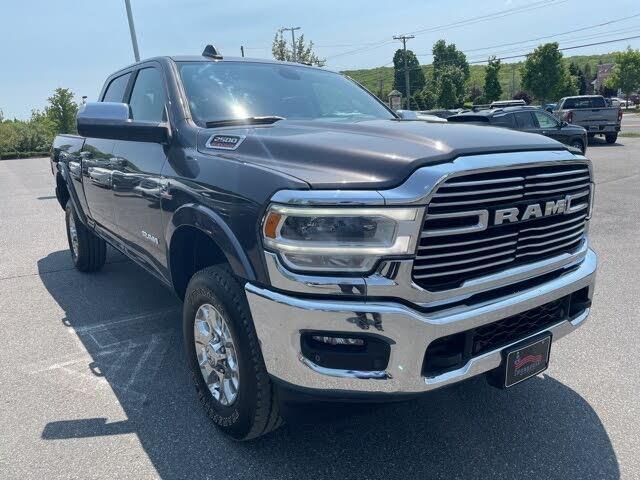 2020 RAM 2500 Laramie Crew Cab 4WD
