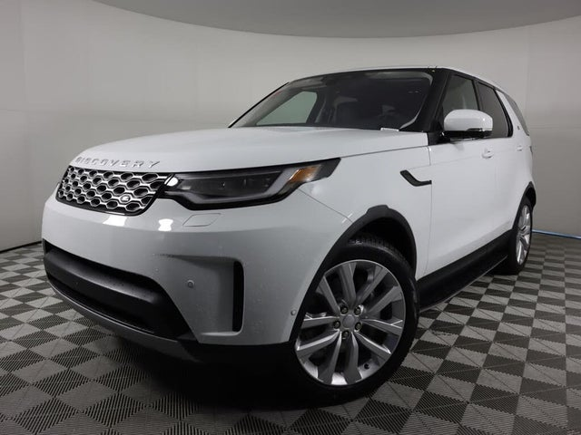 2021 Land Rover Discovery P300 S AWD