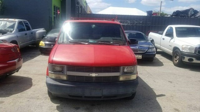 1995 Chevrolet Astro Extended RWD