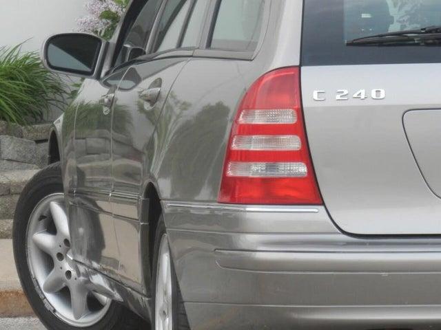 2003 Mercedes-Benz C-Class C 240 Wagon