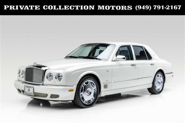 2008 Bentley Arnage R RWD