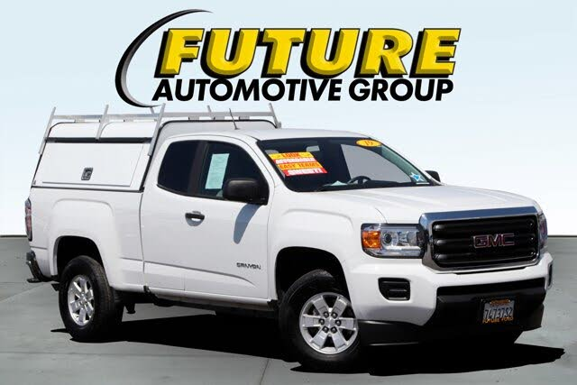 2019 GMC Canyon Extended Cab LB RWD