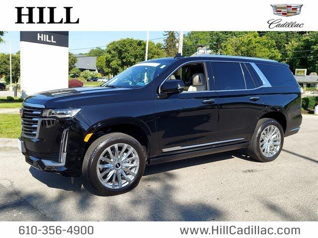 2021 Cadillac Escalade Premium Luxury Platinum AWD
