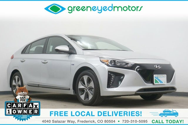 2018 Hyundai Ioniq Electric FWD