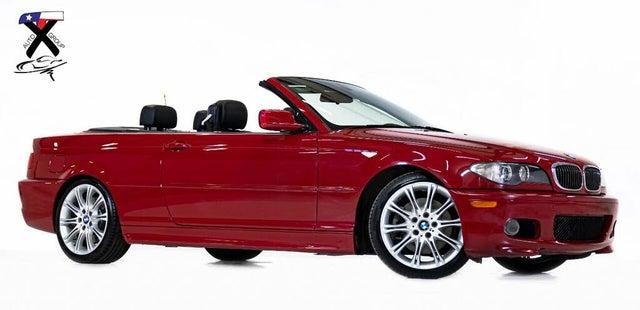 2006 BMW 3 Series 330Ci Convertible RWD
