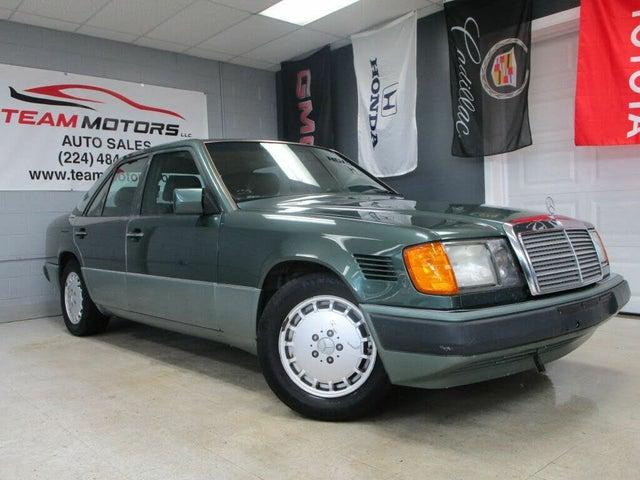 1993 Mercedes-Benz 300-Class 4 Dr 300D Turbodiesel Sedan