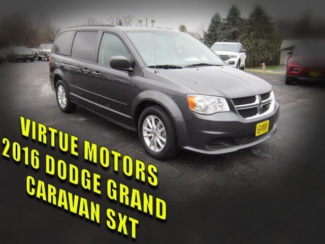 2016 Dodge Grand Caravan SXT FWD