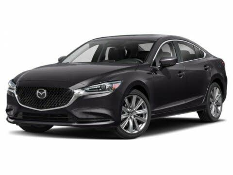 2021 Mazda MAZDA6 Touring FWD