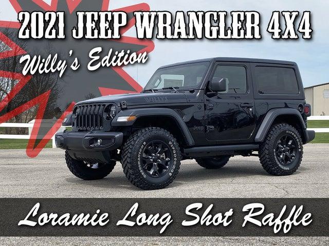 2021 Jeep Wrangler Willys 4WD