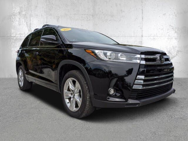 2019 Toyota Highlander Limited FWD