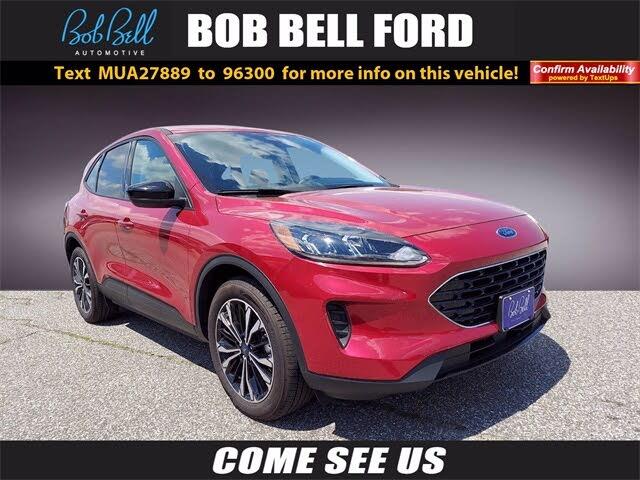 2021 Ford Escape SE FWD