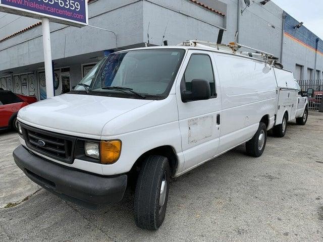 2006 Ford E-Series E-250 Cargo Van