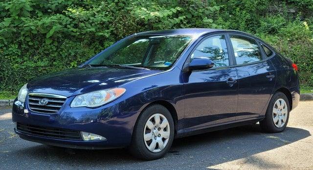 2008 Hyundai Elantra GLS Sedan FWD
