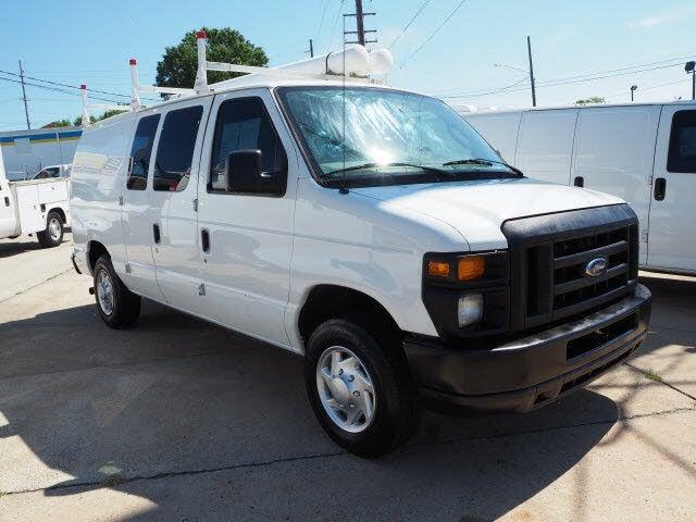 2011 Ford E-Series E-150 Cargo Van