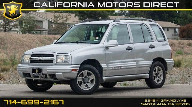 2004 Chevrolet Tracker LT 4-Door 4WD