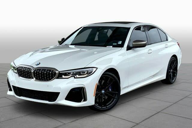 2020 BMW 3 Series M340i xDrive Sedan AWD