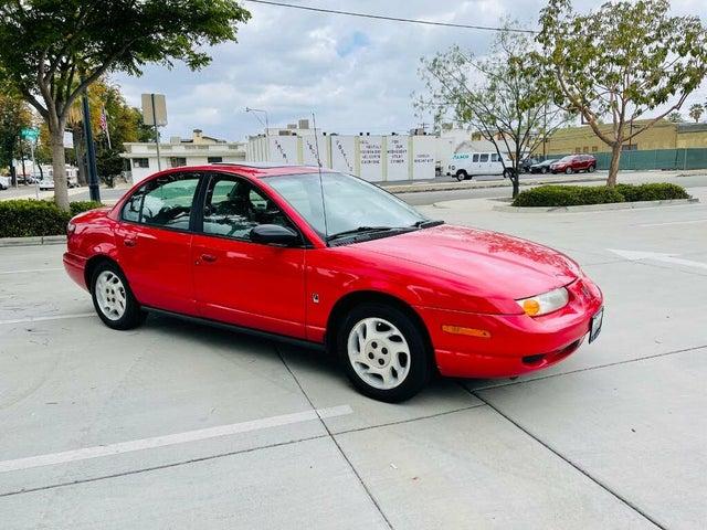 2001 Saturn S-Series 4 Dr SL2 Sedan