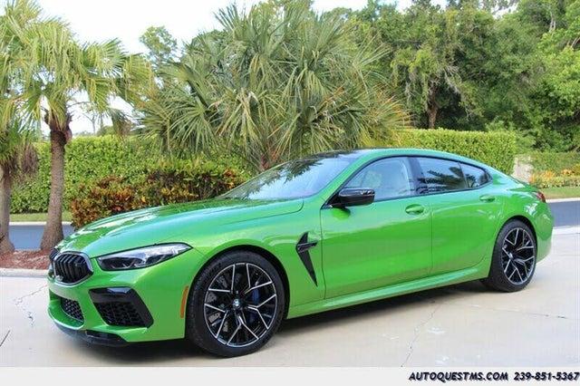 2021 BMW M8 Gran Coupe AWD