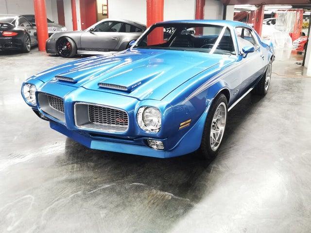 1972 Pontiac Firebird Formula