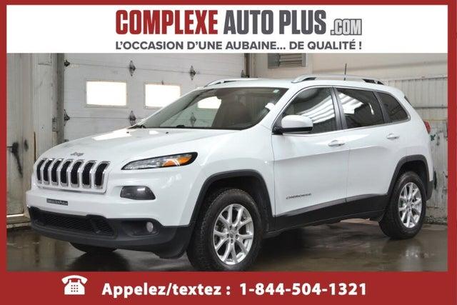 2017 Jeep Cherokee North 4WD
