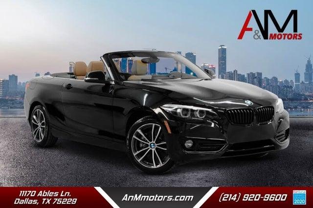 2018 BMW 2 Series 230i Convertible RWD