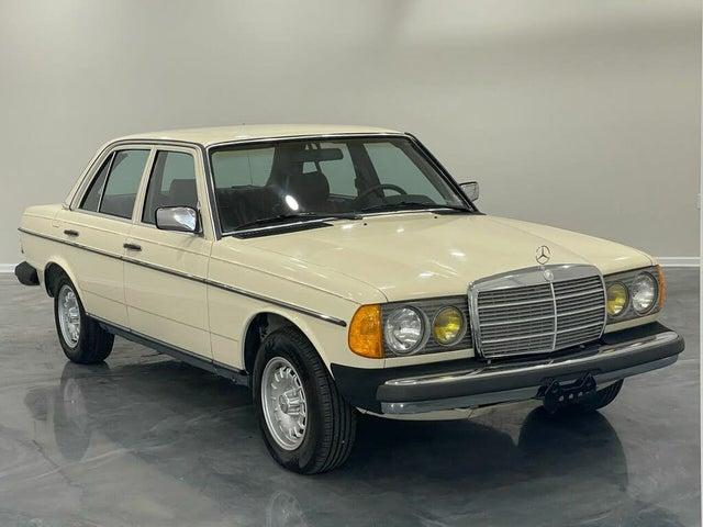 1983 Mercedes-Benz 300-Class 300D Turbodiesel Sedan