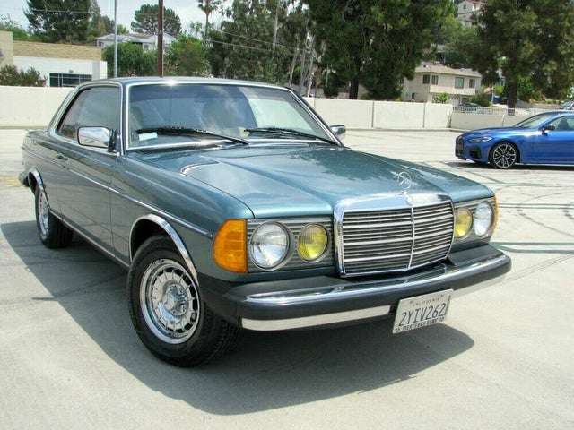 1984 Mercedes-Benz 300-Class 300CD Turbodiesel Coupe