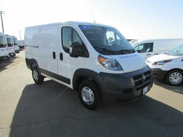 2014 RAM ProMaster 1500 118 Low Roof Cargo Van