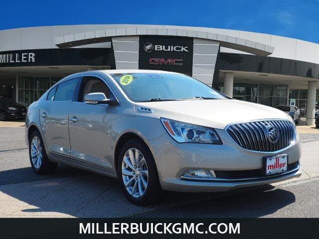 2014 Buick LaCrosse Leather FWD