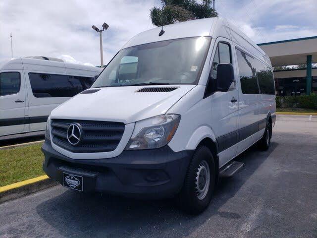 2018 Mercedes-Benz Sprinter 2500 170 V6 High Roof Passenger Van