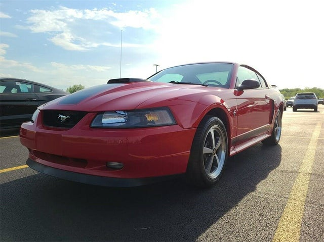 2003 Ford Mustang Mach 1 Fastback RWD