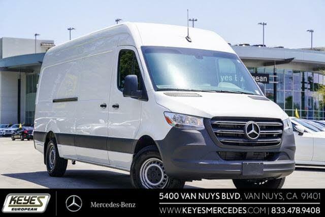 2020 Mercedes-Benz Sprinter 2500 170 V6 High Roof Crew Van RWD