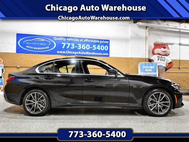 2019 BMW 3 Series 330i xDrive Sedan AWD