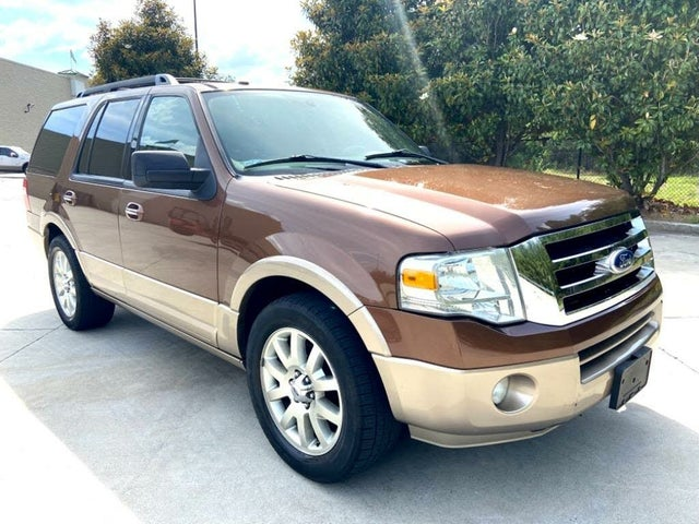 2011 Ford Expedition King Ranch