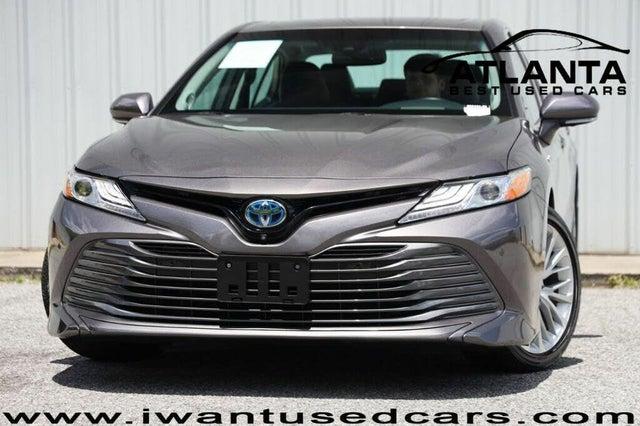 2018 Toyota Camry Hybrid XLE FWD