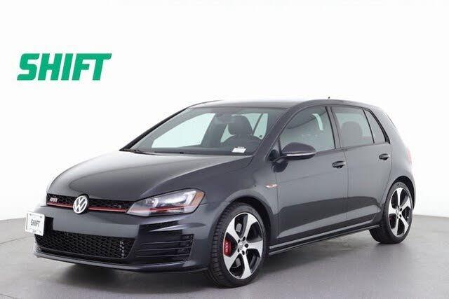 2016 Volkswagen Golf GTI 2.0T SE 4-Door FWD with Performance Package