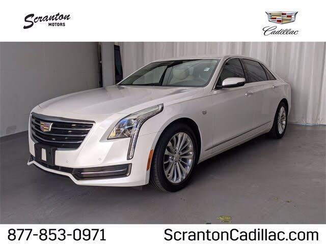2017 Cadillac CT6 2.0T RWD