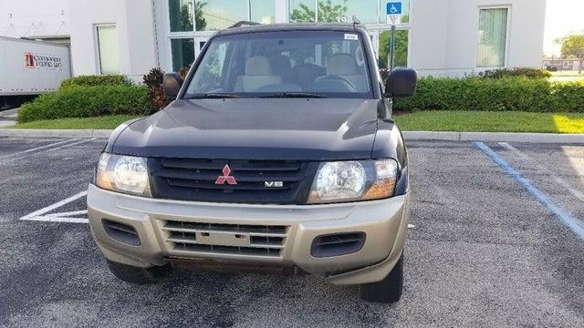 2001 Mitsubishi Montero XLS 4WD