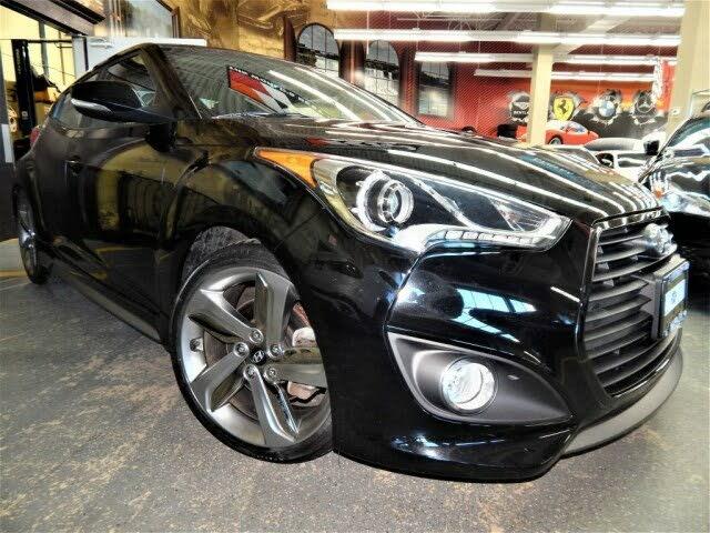 2015 Hyundai Veloster Turbo FWD