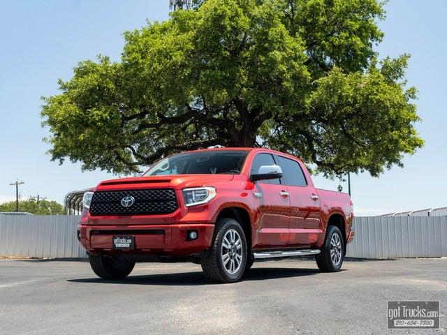 2019 Toyota Tundra Platinum CrewMax 5.7L 4WD